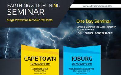 TERRATECH Participates in Lightning Africa Seminar